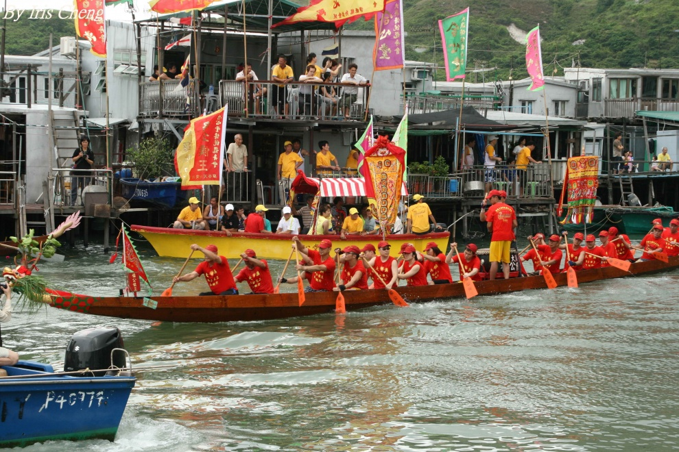 Dragon Boat Festival Tai O Water Parade