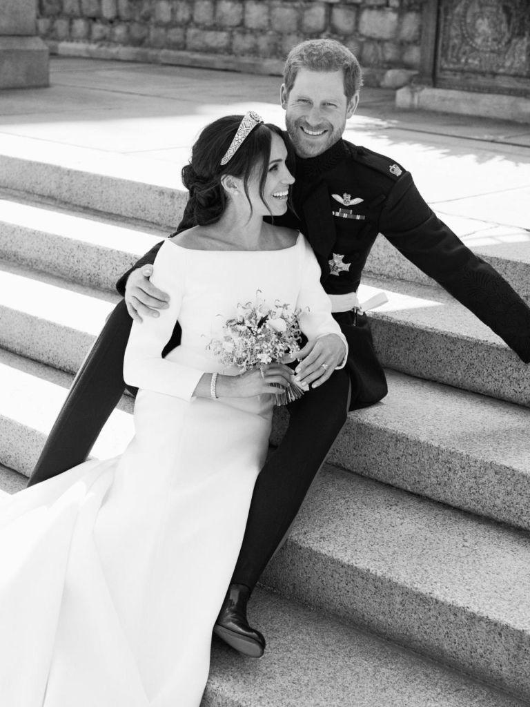 Duke and Duchess of Sussex – Kensington Palace 2