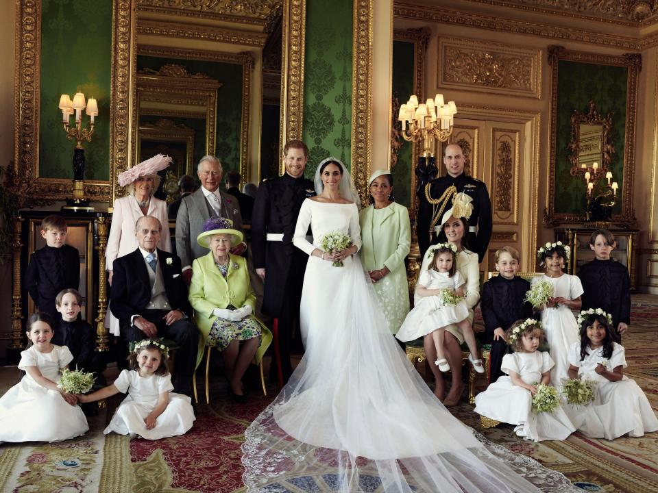 Duke and Duchess of Sussex – Kensington Palace