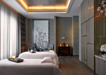 ESPA for Mother Day at Ritz Carlton