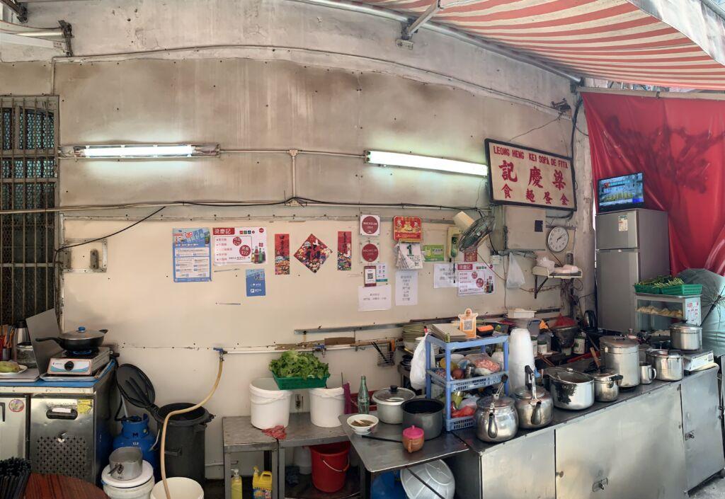 Leong Heng Kei Sopa de Fitas Outdoor Wide View Macau Lifestyle