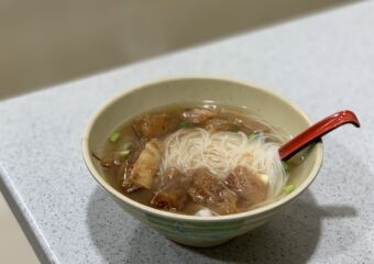 Lun Kei Beef Noodles on the Table Macau Lifestyle