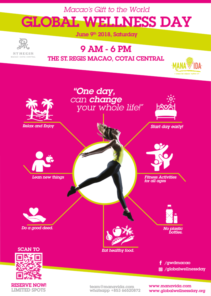 ManaVida Global Wellness Day
