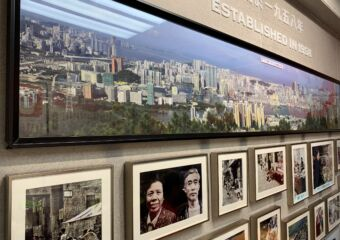 Sopa de Fitas Ving Kei Pictures on the wall Macau Lifestyle