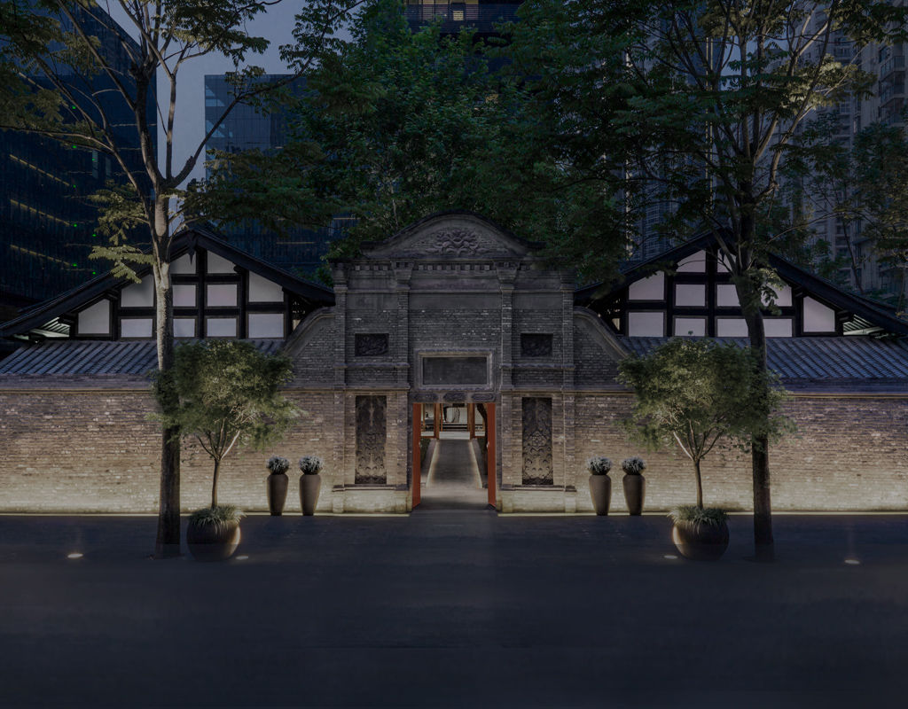 Chengdu, The Temple House Hotel
