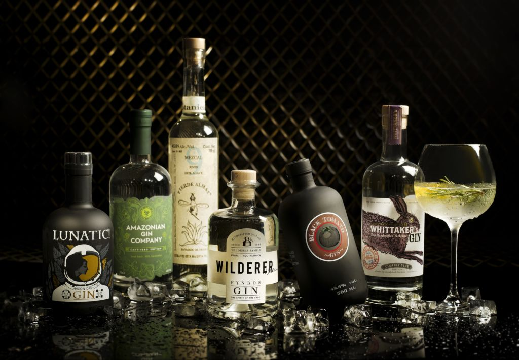 The Ritz-Carlton Bar & Lounge Gin Collection