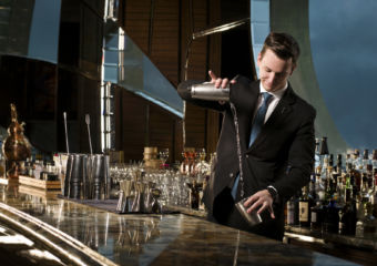 The Ritz-Carlton Bar & Lounge - Maxim Portrait Photo