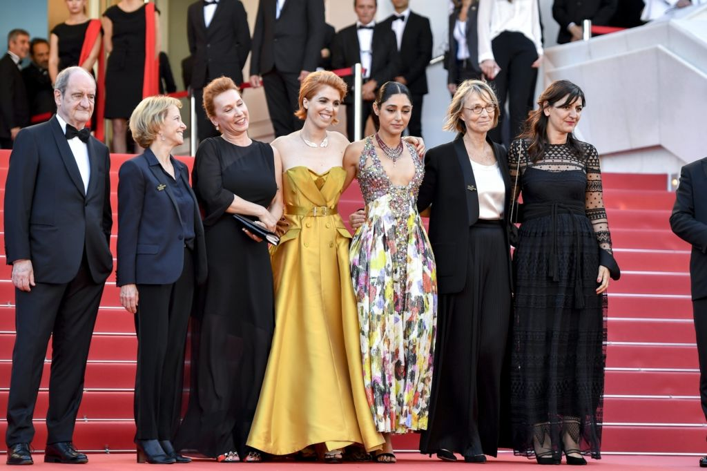 cannes girls of the sun