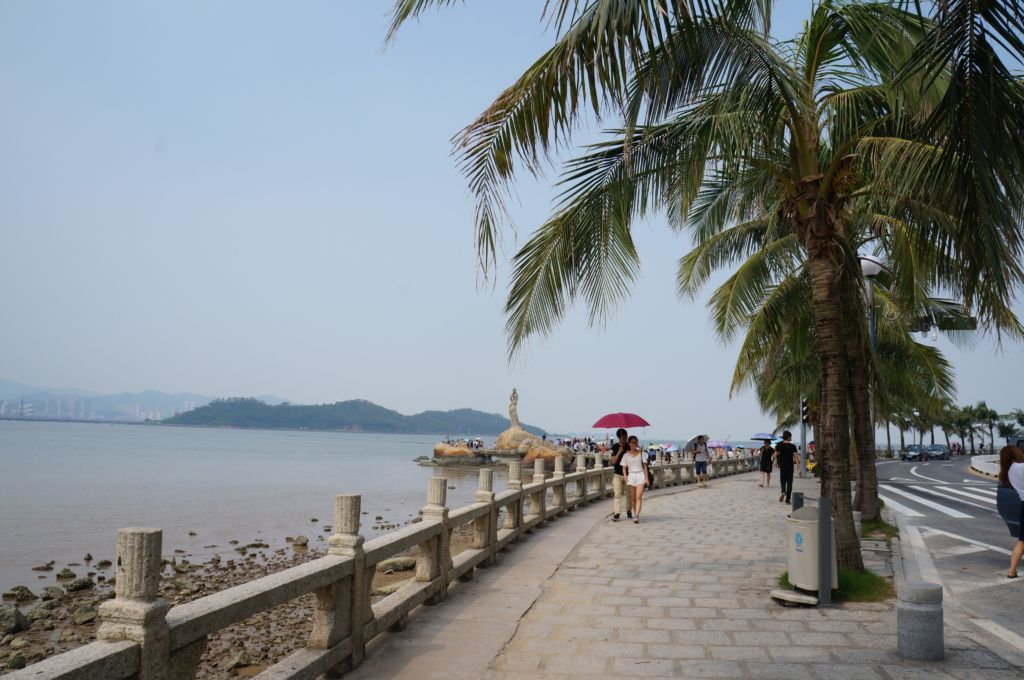 Zhuhai's Best Beaches Fisher Girl