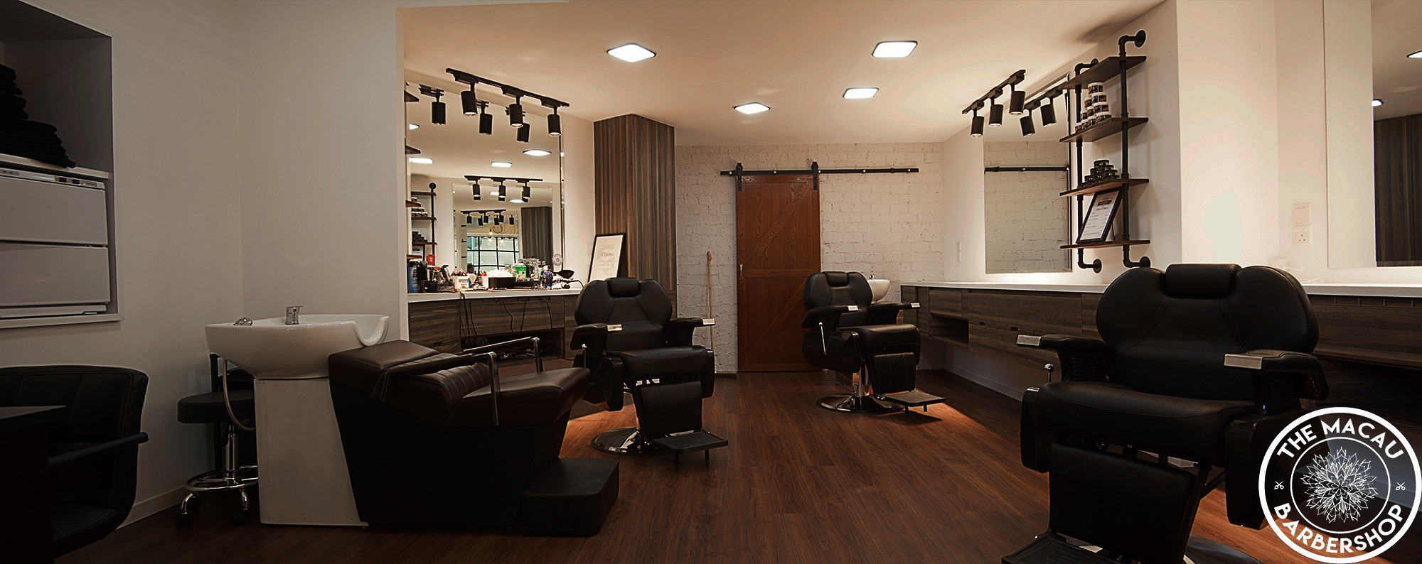 Barbershop Photo of the Space