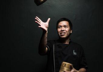 Chef Li Guang Han Singapore Wynn Palace