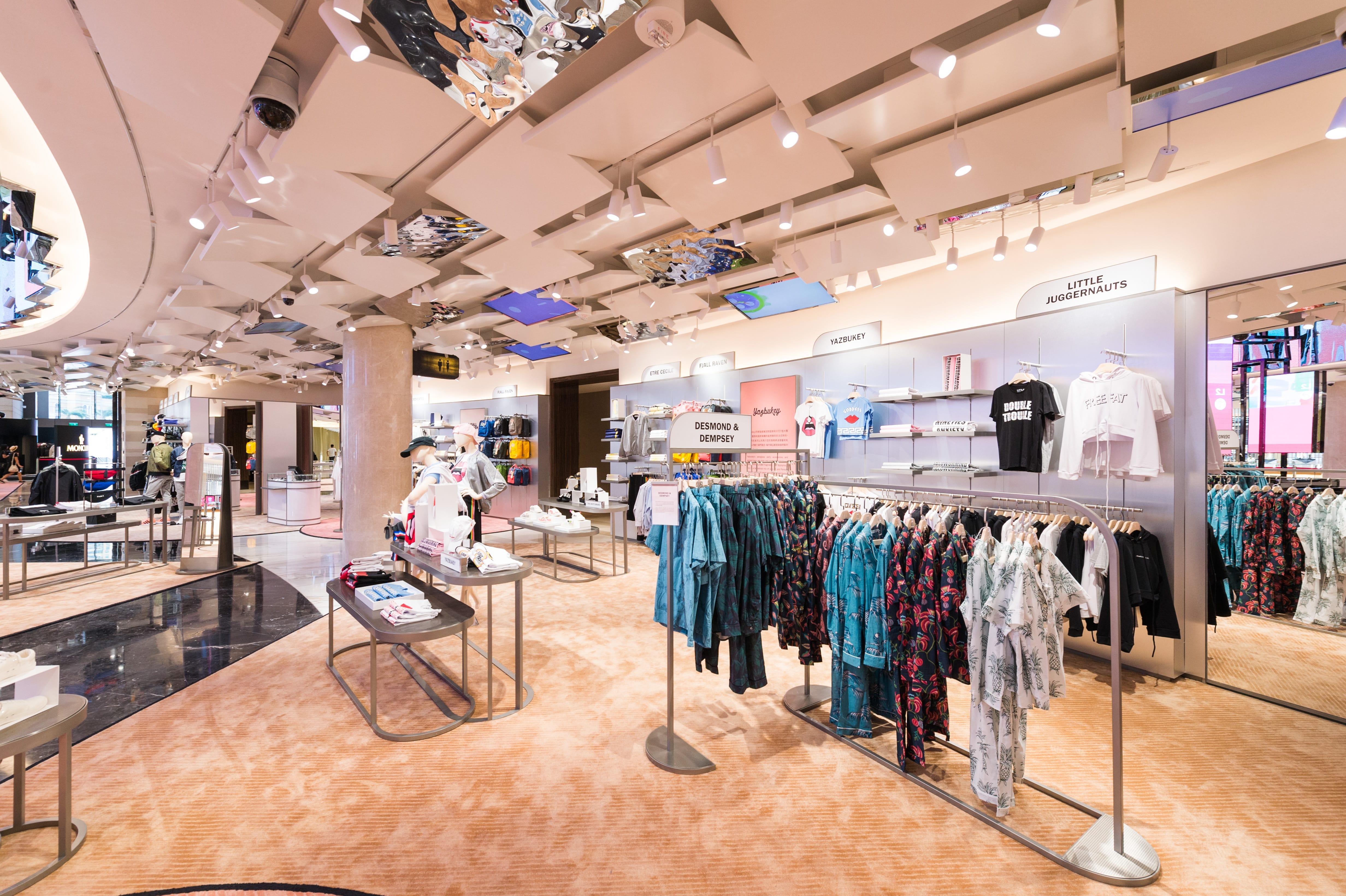 DFS World Design Space- Macau Lifestyle COD-