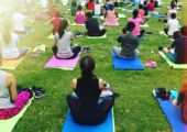 Grand Lapa International Yoga Day 2018