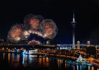 Macao International Fireworks