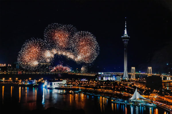 Macao International Fireworks