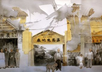 art events Macau Firecrackers Industry New Works by Lio Man Cheong