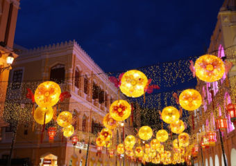 Mid Autumn Festival Macau 2018