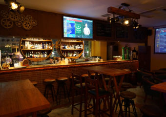 antica trattoria Macau Lifestyle bar