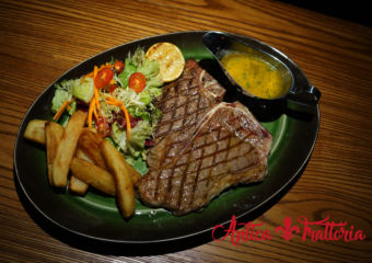 Antica Trattoria steak