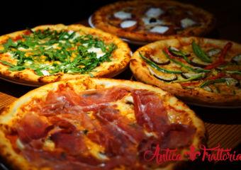 antica trattoria pizzas