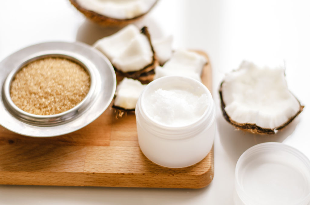 coco nut oil for beauty