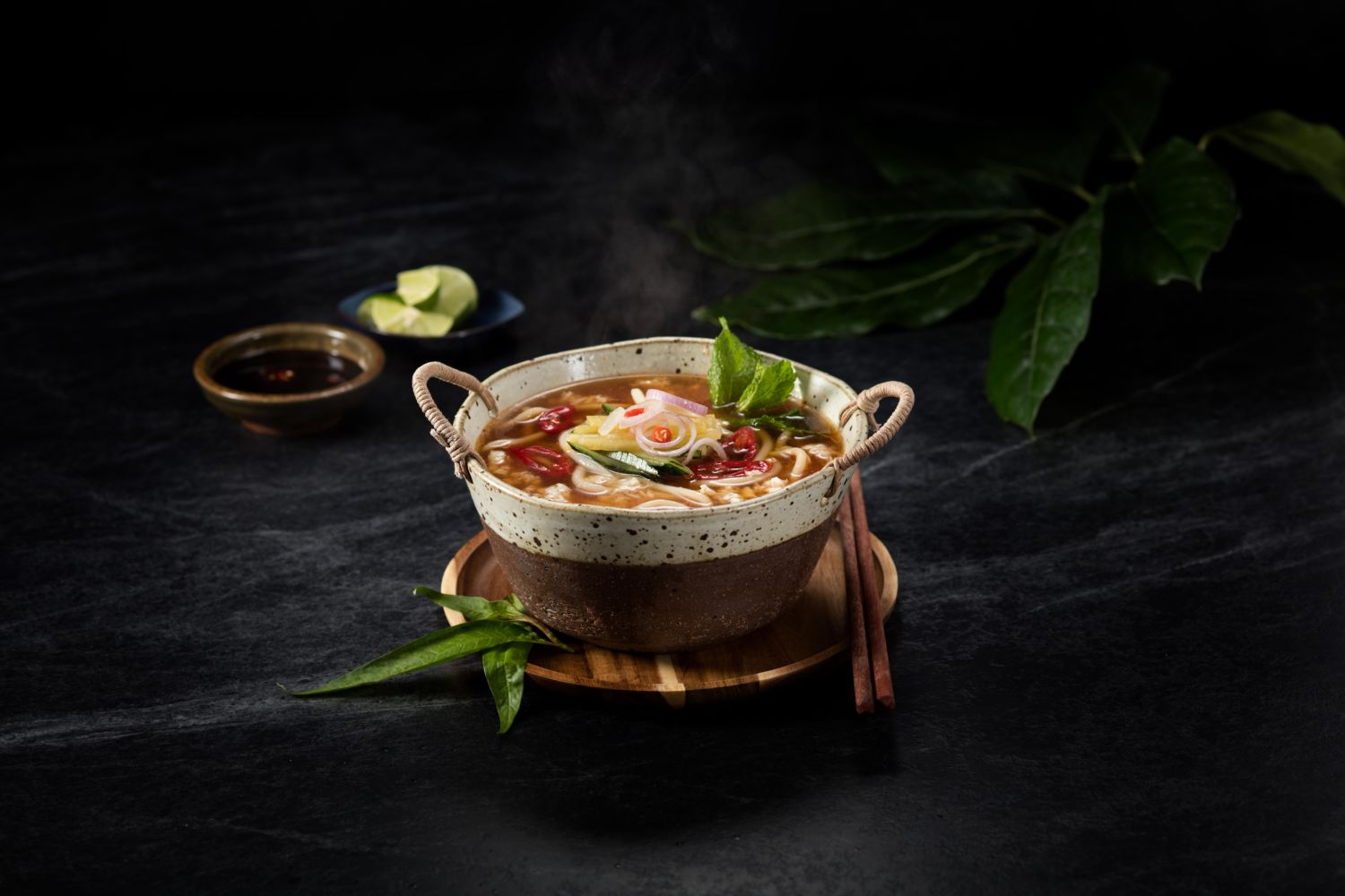7th Malaysian Food Festival at Galaxy Macau Pangkor Laksa