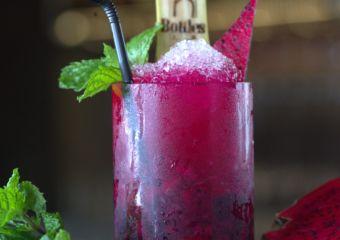 bottles cocktail