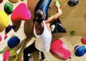 Going on the Wall Solution Climbing Gym Macau Lifestyle