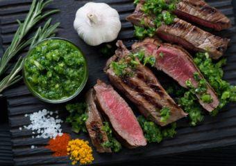 Mandarin Oriental MO Man Tai beef