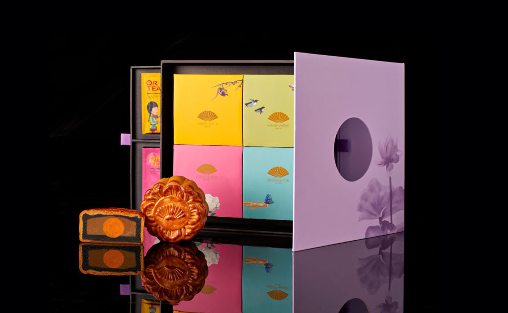 mooncake box from macau