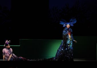 Opera Hong Kong's production of The Magic Flute in 2009
