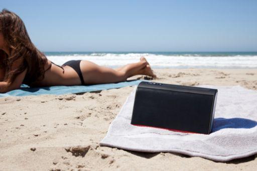 beach speaker image