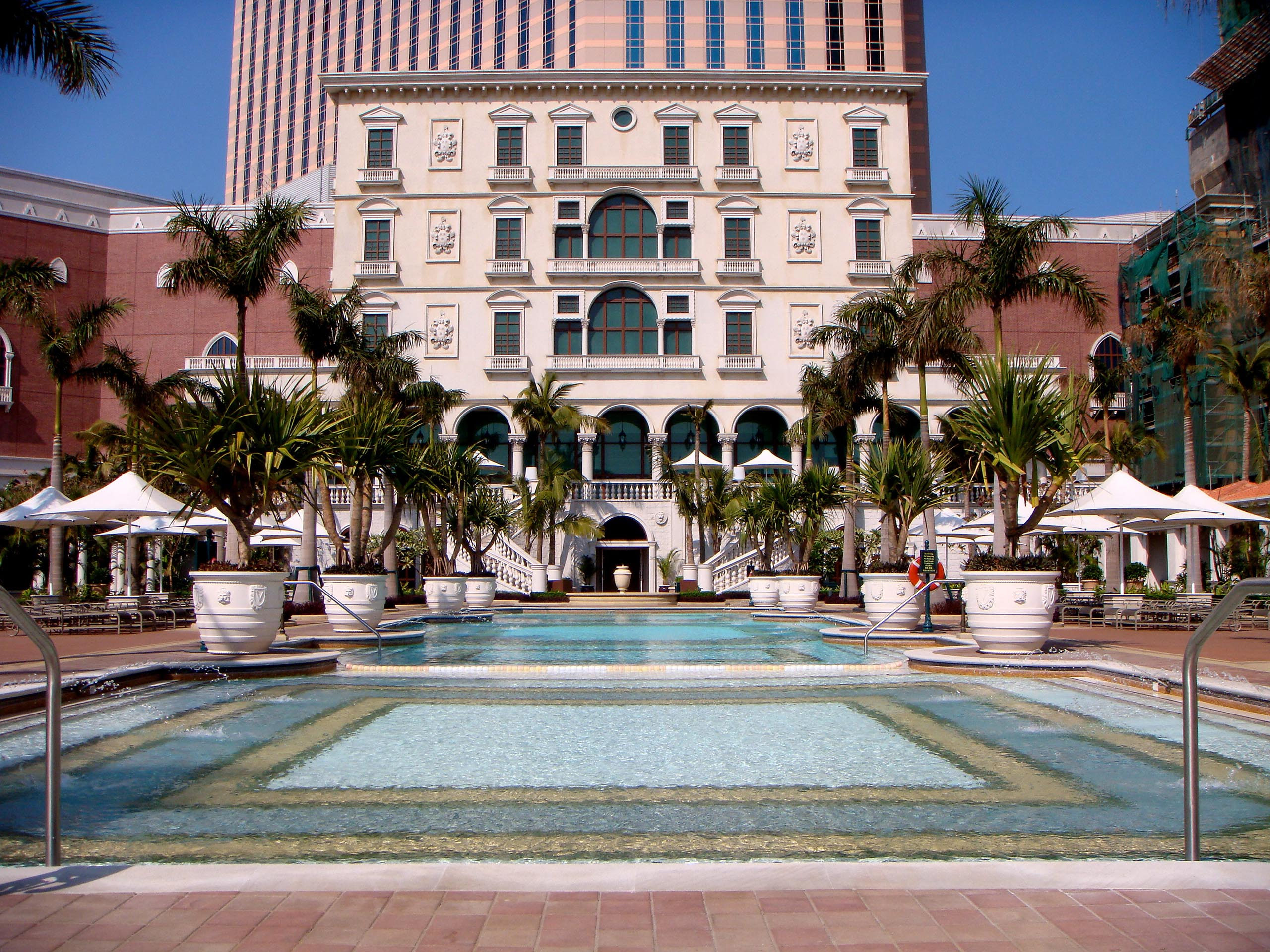 The Venetian Macao Swimming Pool_pool deals