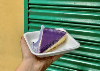 Ube Cheesecake Anak Philipino Dessert Macau Lifestyle