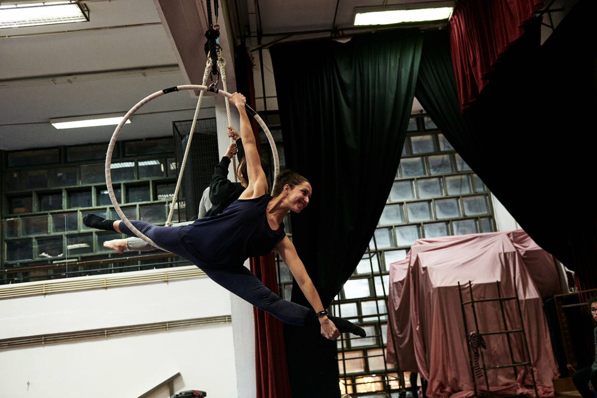 aerial arts association macau