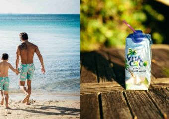 Vita Coconut Water and Māzŭ giveaway