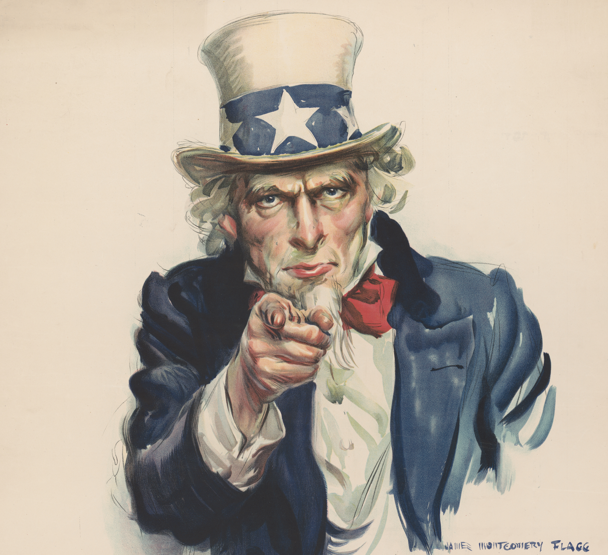 I want you for U.S. Army july 4th