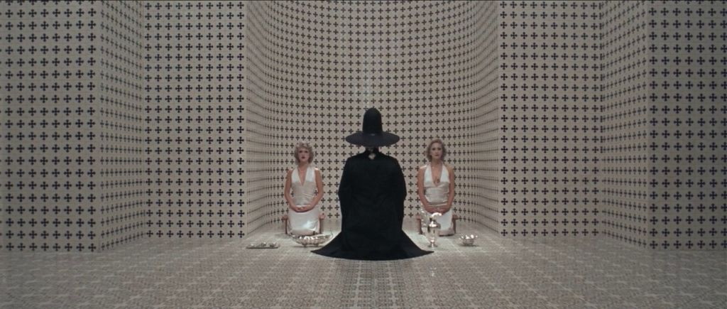 movie poster, The Holy Mountain