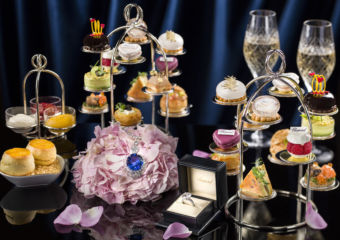 Chopard tea set at Wynn Palace Macau