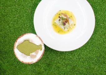 food and cocktail pairing macau