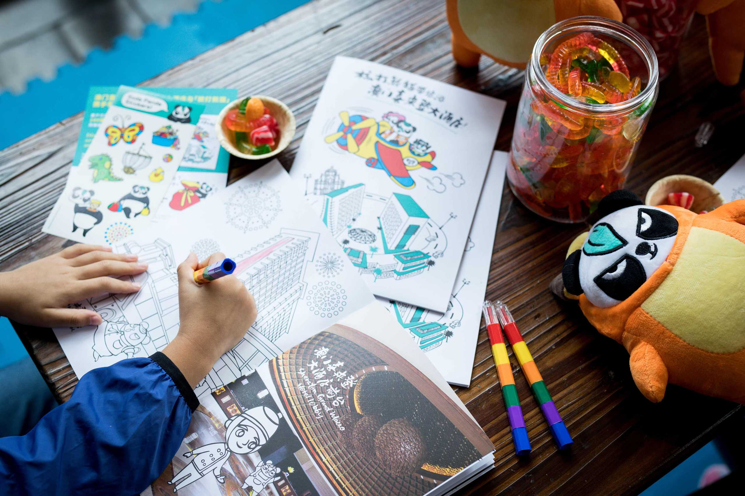 Bene Sheraton- Macau Lifestyle Kids activities