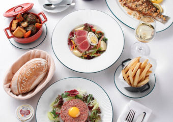 Cafe de Paris Monte-Carlo A La Carte Dishes