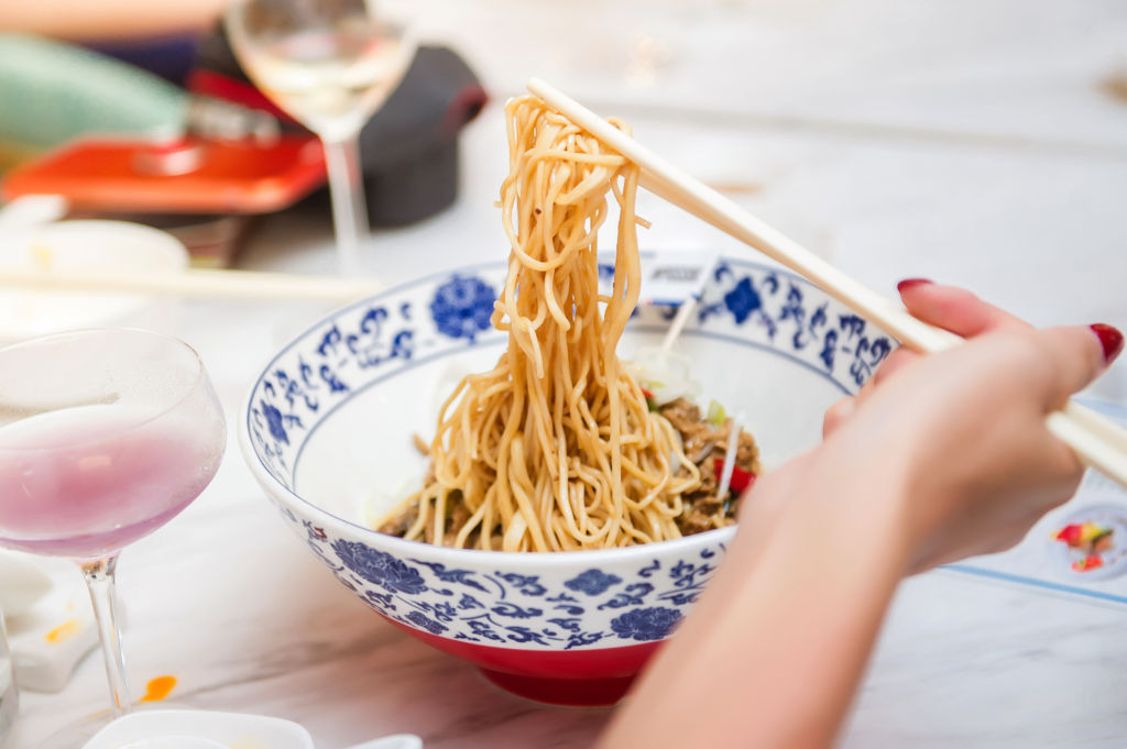 Impossible Foods comes to Macau Noodles