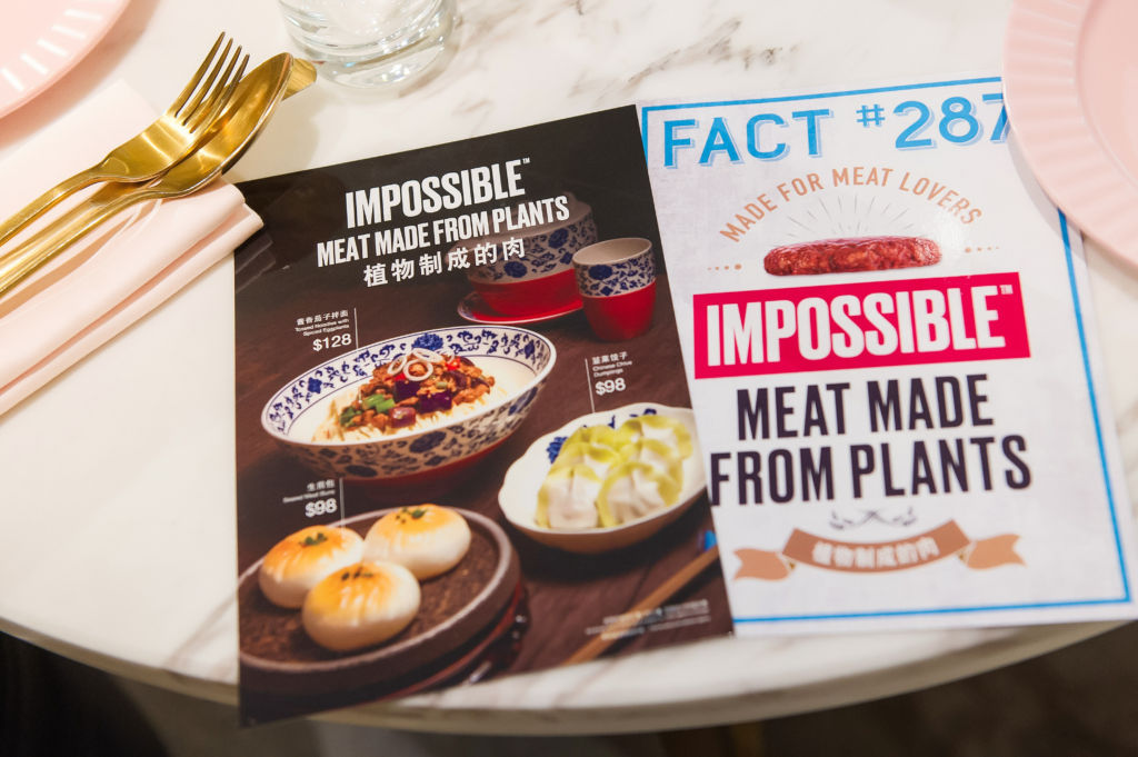 Impossible Foods comes to Macau info