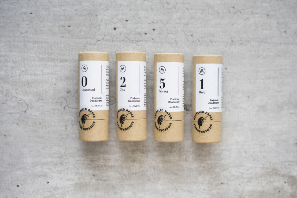 Macau lifestyle Coconut Matter- Prebiotic Deodorant