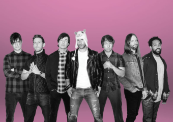 maroon 5 - band coming to macau