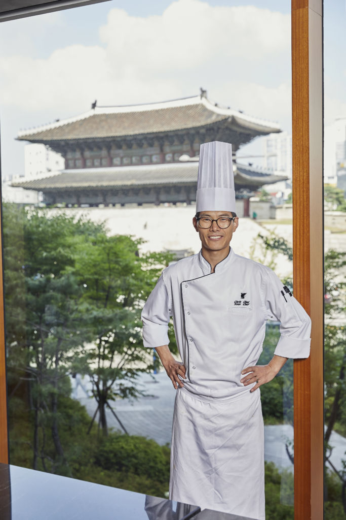 korean chef