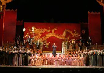 Set of Turandot 2005 – Opera Hong Kong