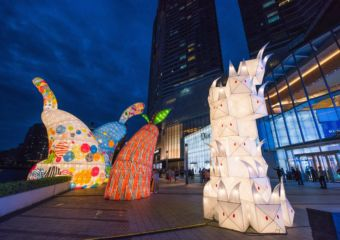 sculptures - 3rd Macau International Lantern Festival