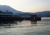 mui wo ferry pier view